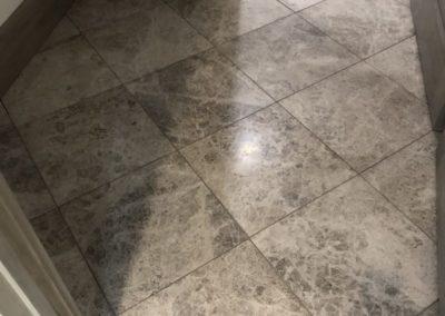 Tile Floor – Office / Lobby