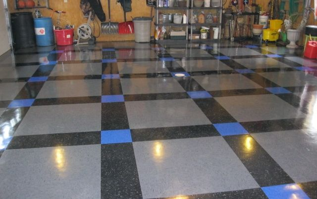 The Benefits of Concrete Flooring in Utah