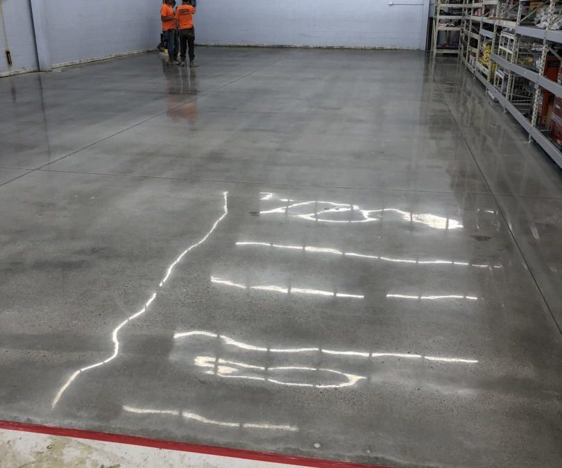 What Commercial Concrete Flooring Contractors in Utah Can Do with Epoxy Coating