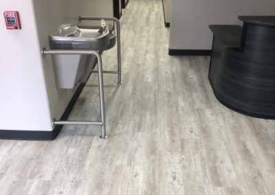 Commercial Laminate Flooring – Office Lobby