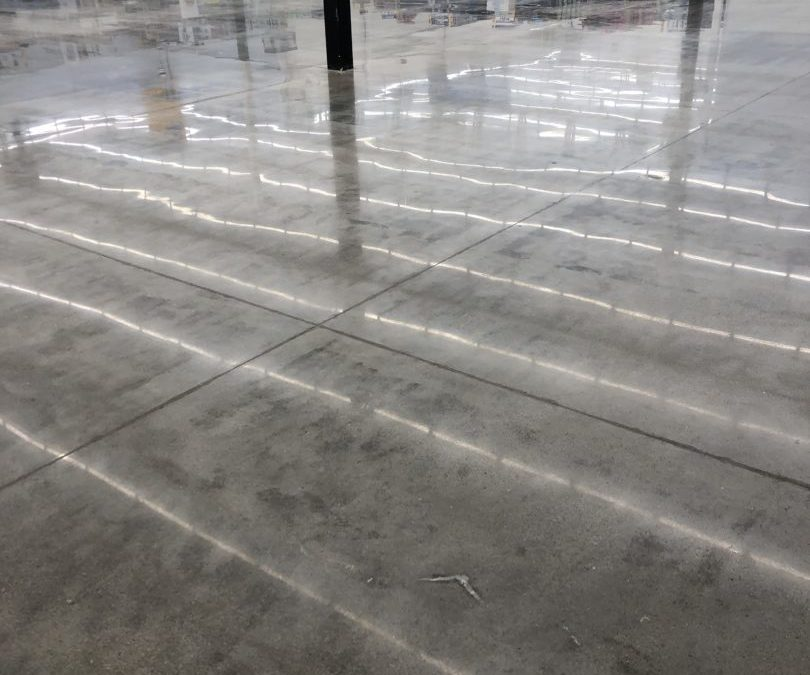Benefits of Custom Concrete Floors