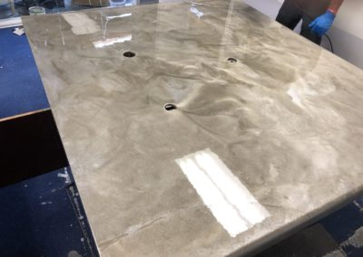 Beautiful Decorative Concrete Counter Tops