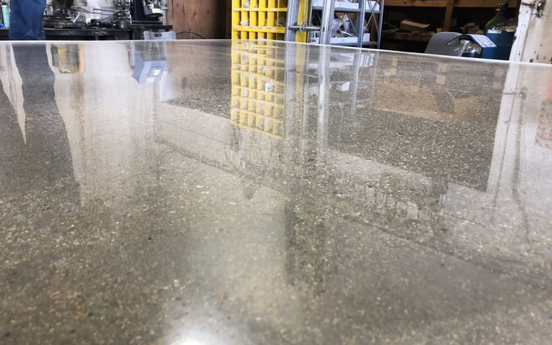 Transform Your Concrete Flooring with Epoxy in Utah