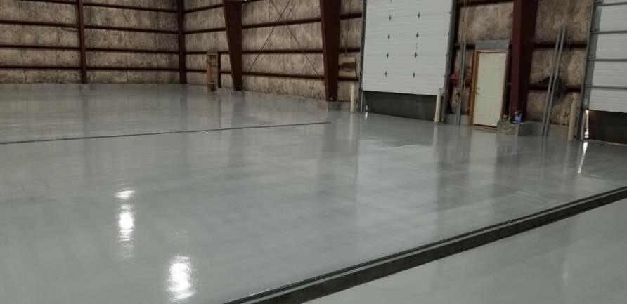 Types of Concrete Flooring in Utah